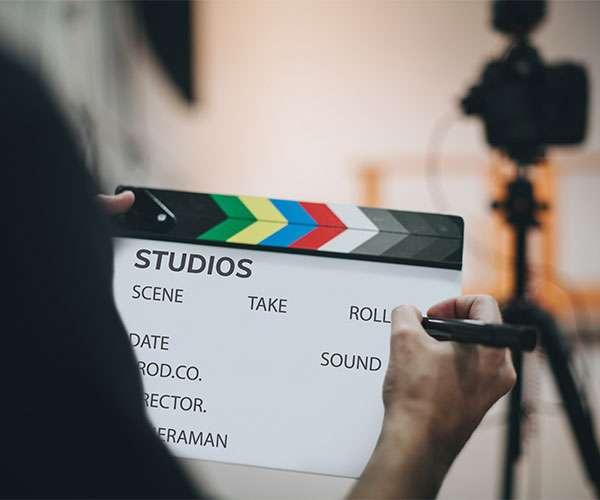 professional documentary crew